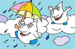 Dažďové kvapky