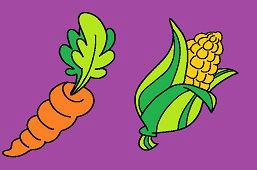 Mrkva a kukurica