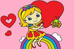 Srdiečko pre Valentína