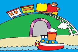 Vlakový tunel