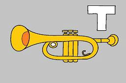 T ako trúbka