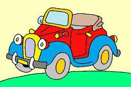 Staršie auto