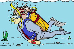 Hĺbkový potápač