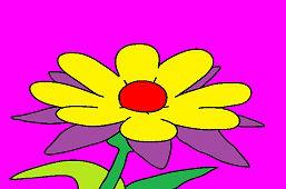 Kvet z papiera