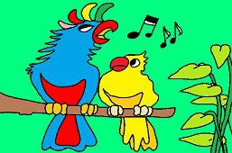 Dva papagáje