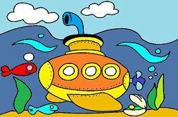 Žltá ponorka