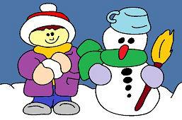 Kamarát snehuliak