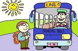 Autobus do školy