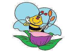 Včielka Meduška