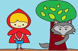 Červená Karkulka a vlk