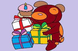Bodríkové prvé narodeniny