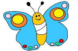 Motýľ Filip