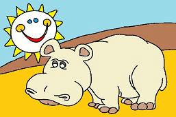 Hroch a slnko