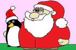 Mikuláš a tučniak