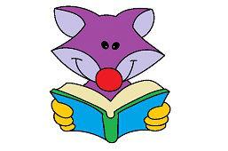 Lišiak s knihou