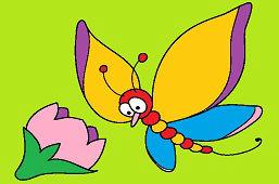 Motýľ Marek