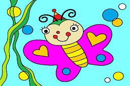 Mladý motýlik