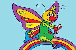 Motýľ Matej