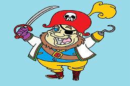 Pirátsky kapitán