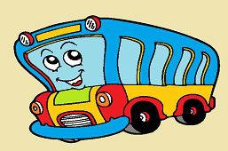 Usmiaty autobus