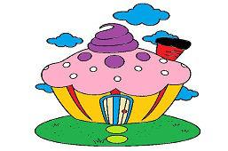 Muffinový domček