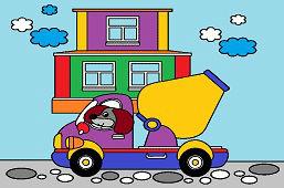 Psíček šoférom