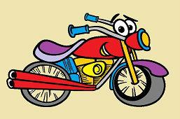 Veselá motorka