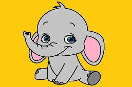 Mladý sloník