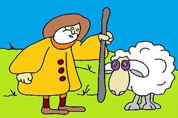 Bača a ovca