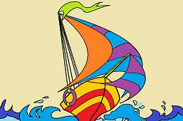 Malá plachetnica