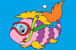Ryba potápačka