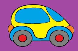 Mini autíčko