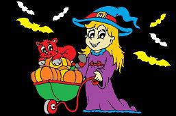 Halloween mama