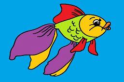 Akváriova rybka