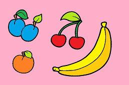 Sladké ovocie
