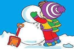 Snehuliak a ja