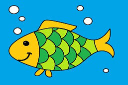 Bola jedna ryba