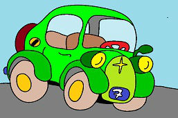 Malé športové auto
