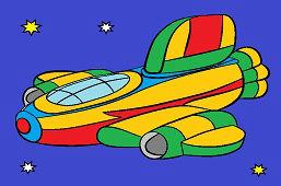 Vesmírna loď