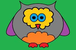 Okatá sova