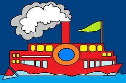Plavba parníkom