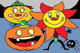 Halloween zábava