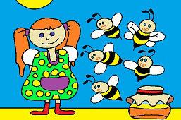 Evička a včeličky