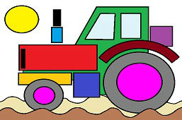 Agro traktor