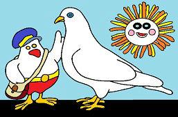 Poštové holuby