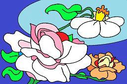 Močiarne kvety