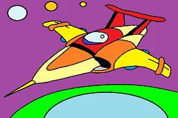 Vesmírne lietadlo