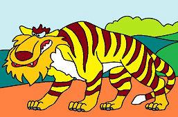 Tiger – Divá šelma