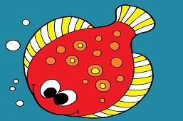Ryba – Kambala veľká