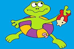 Žabka Kvákalka